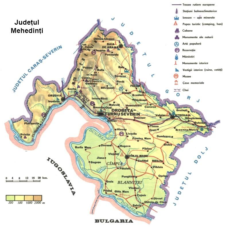 Harta Dumbravita