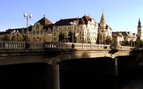 Palatul Vulturul Negru- Oradea
