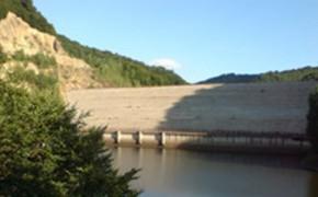 Barajul Vaja de pe Bistrita