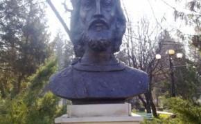 Bustul lui Mircea cel Batran