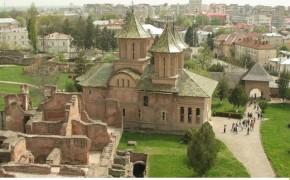 Curtea Domneasca Targoviste – Turnul Chindiei