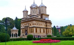 Mănăstirea Curtea de Argeş