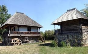 Muzeul Arhitecturii Populare Curtisoara