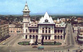 Palatul Comunal – Buzau