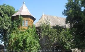 Biserica Tăierea Capului Sfântului Ioan Botezătorul din Reuseni – Suceava