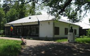 Casa memorială Vasile Alecsandri de la Mircești