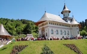 Mănăstirea Pangarati – Neamt