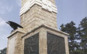 Mausoleul vanatorilor de munte din Targu Neamt