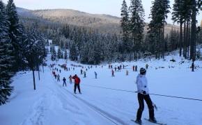 Partia de ski Ozon – Harghita Bai