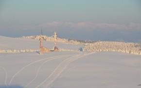 Partia de ski Crucea de Brazi – Semenic