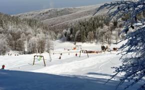 Partia de ski Goznuta – Semenic