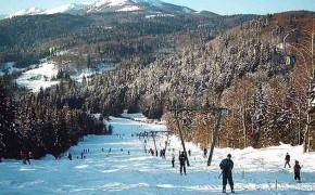 Pârtia de ski Icoana 1 – Cavnic
