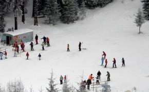 Pârtia de ski Kossuth 3 – Harghita Bai
