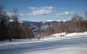 Pârtia de ski Sf. Gheorghe – Straja