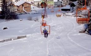 Partia de ski Bradet – Borsa