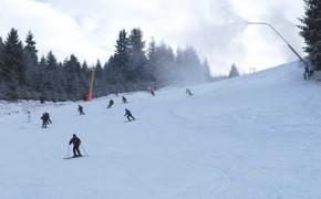 Partia de ski Magherus – Toplita