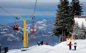 Partia de ski Parang – Petrosani