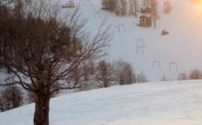 Partia de  ski Semenic – Semenic