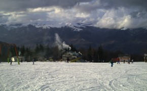 Partia de ski Canal – Straja