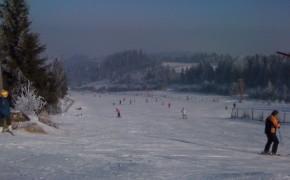 Partia de ski Bradul – Toplita
