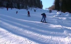 Partia de ski Cora – Izvoare, Maramures
