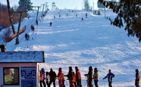 Partia de ski Lobogo – Baile Homorod