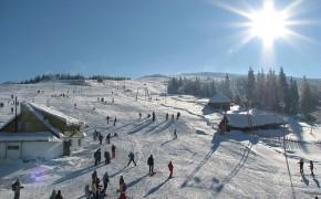 Partia de ski Platoul Constantinescu – Straja