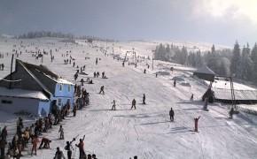 Partia de ski Platoul Soarelui – Straja