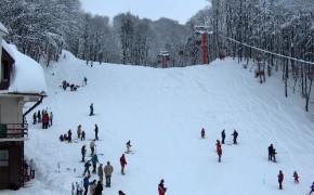 Pârtia de ski Poiana Mare – Petrosani
