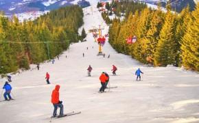 Partia de ski Sub Telescaun – Petrosani