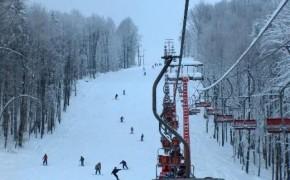 Partia de ski Suior 3 – Baia Sprie