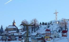 Partia de ski Telescaun – Straja