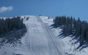 Partia de ski Varful Stiol – Borsa