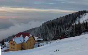 Partia de ski Sub Telescaun – Muntele Mic