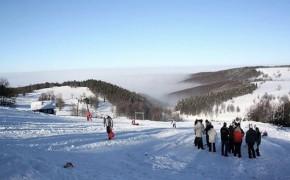 Partia de ski Slalom Urias – Semenic