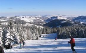 Partia de ski Slalom – Baisoara