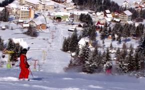Partia de ski Puzdrele – Borsa
