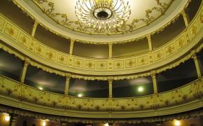 Teatrul din Oravita – Caras-Severin
