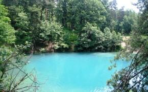 Lacul Albastru – Baia Sprie
