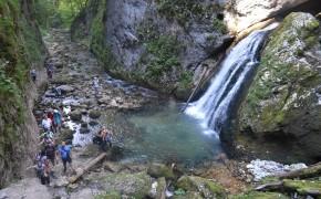 Cascada Evantai – Padis, Muntii Apuseni