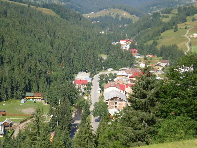 Romania Frumoasă Cascada Varciorog Arieșeni Vacante