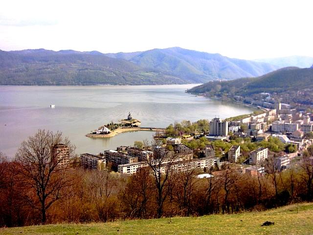 Moneasa Arad Obiective Turistice Harta Romaniei