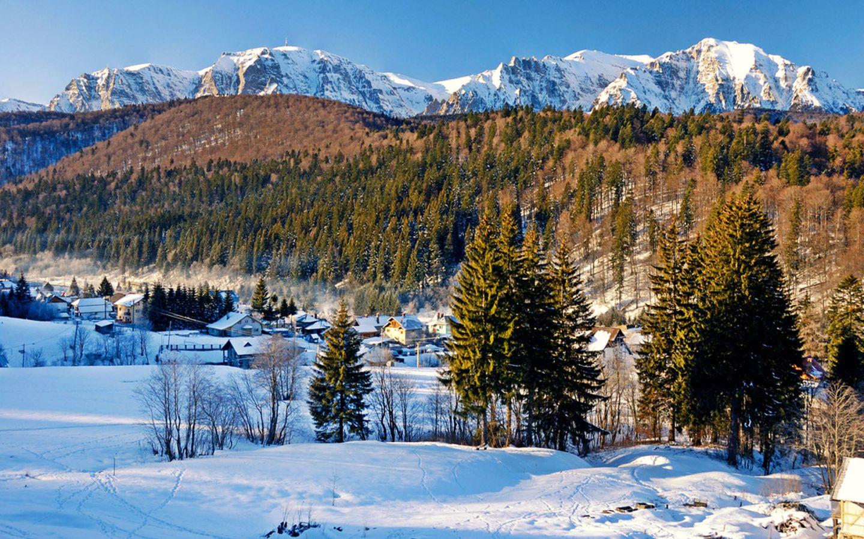 Predeal Obiective Turistice Harta Romaniei