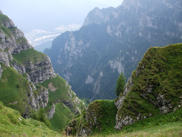 Valea Prahovei Obiective Turistice Harta Romaniei