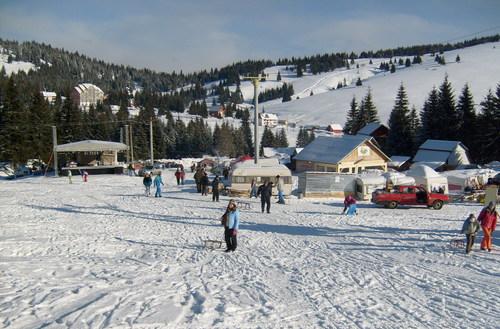 Partia De Ski Vartop 2 Arieseni Obiective Turistice Harta