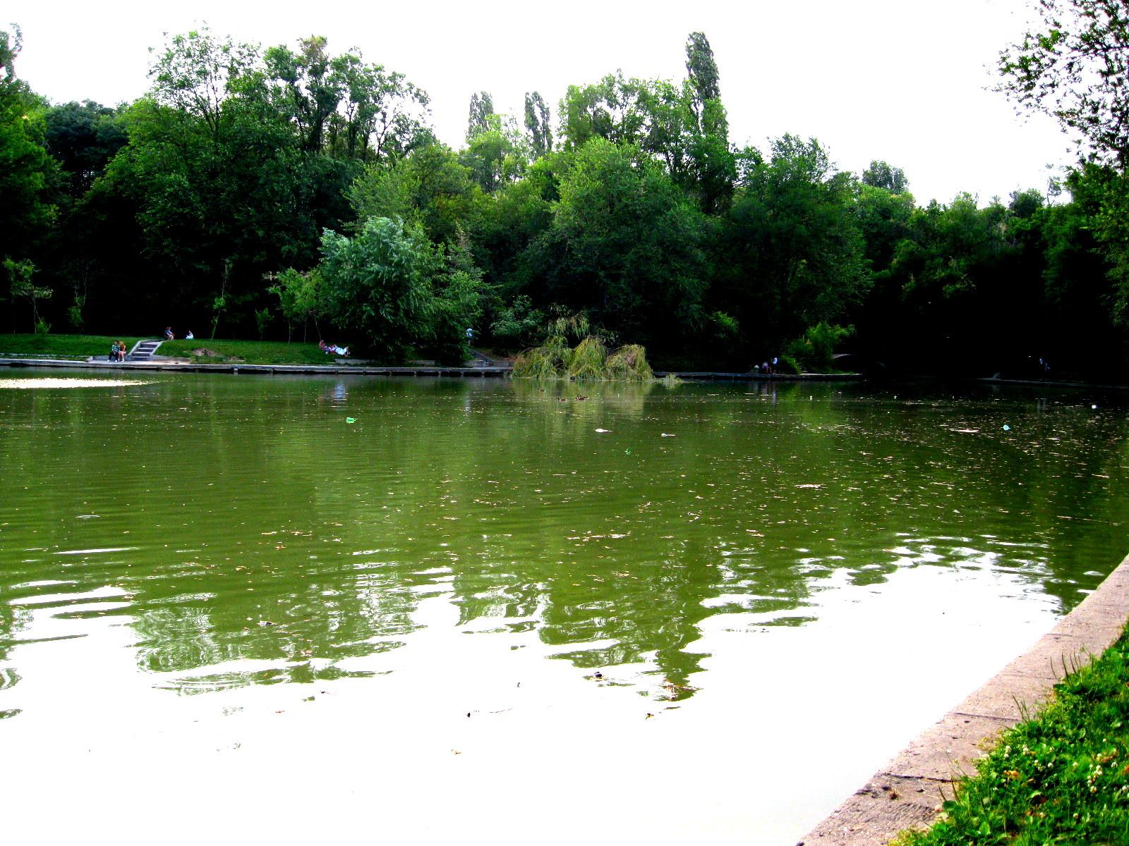 Lacul De Pescuit 23 August Bucuresti Obiective Turistice