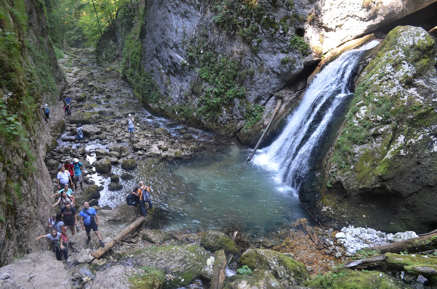 Cascada Evantai Padis Muntii Apuseni Obiective Turistice
